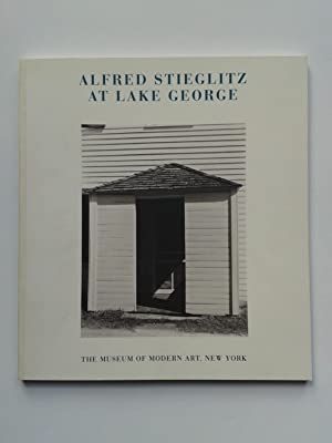 Alfred STIEGLITZ at Lake George