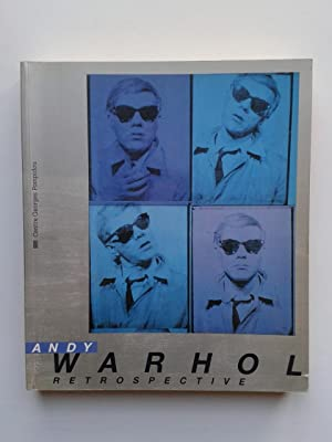 Andy WARHOL : Rétrospective: CATALOGUE / WARHOL