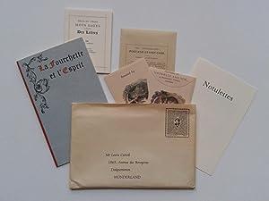The Wonderland Postage-Stamp Case / La Fourchette: CARROLL Lewis