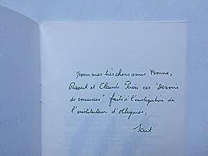 Devoirs de Vacances [ Signé par l' Auteur ]: SCUTENAIRE Louis