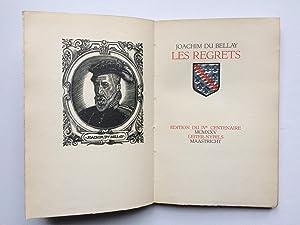 Les Regrets [ Exemplaire sur Vergé ]: BELLAY Joachim Du