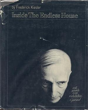 Inside the Endless House — Art, People: Kiesler, Frederick