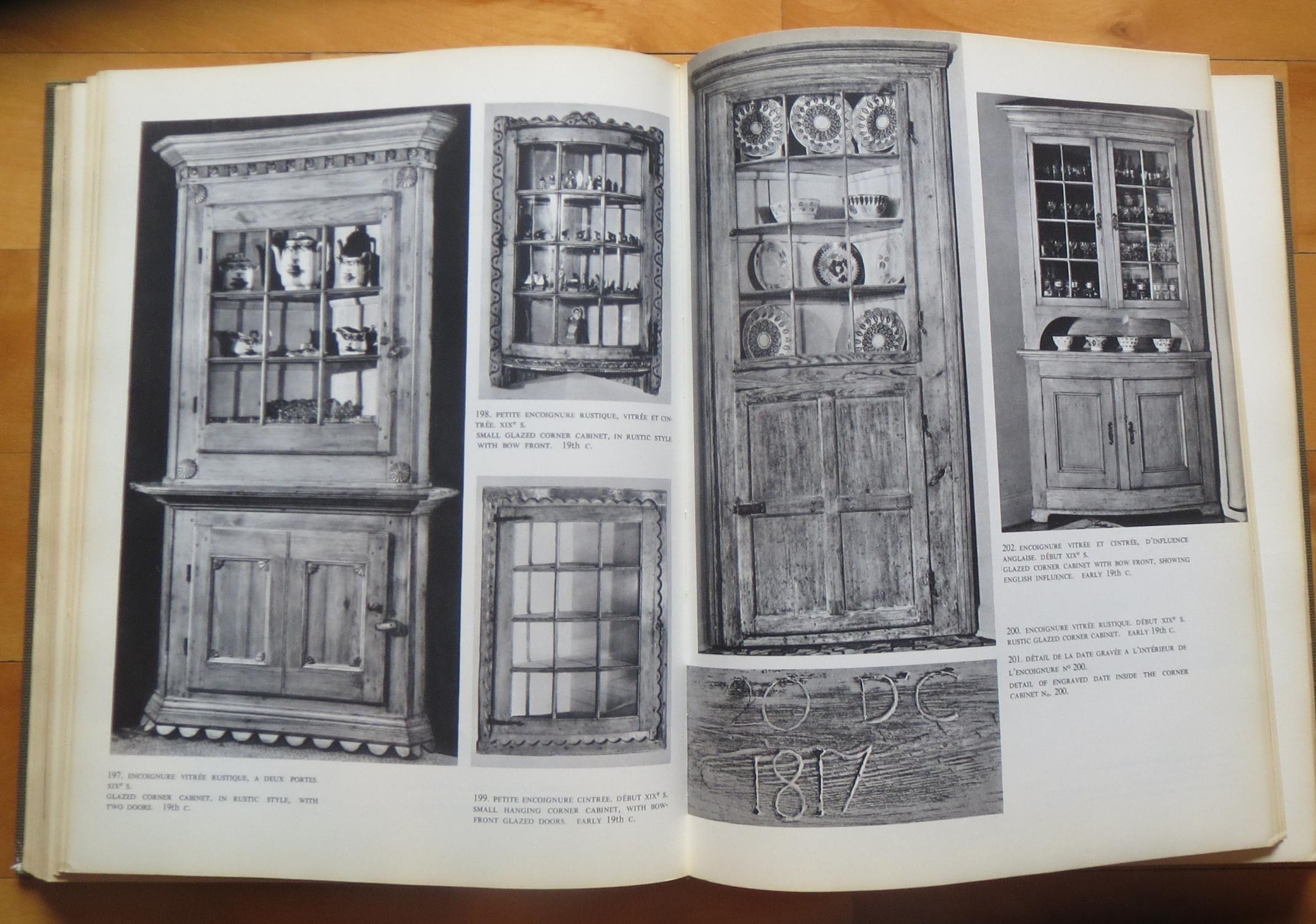 Les Meubles Anciens Du Canada Francais Par Palardy Jean Arts Et