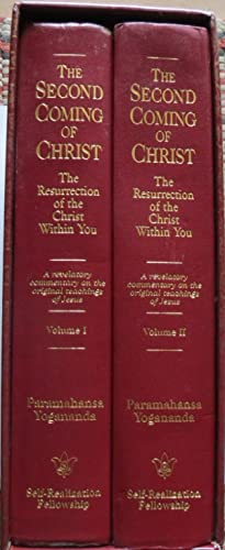 THE SECOND COMING of CHRIST: The Resurection of Christ Withon You.a Revelatory Commentary on the ...