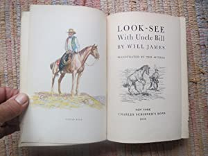 LOOK-SEE With Uncle Bill.: JAMES, WILL
