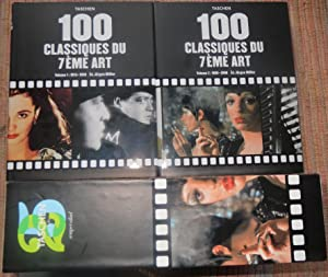 100 CLASSIQUES DU 7 ÈME ART. 1915-2000. 2 VOLUMES: MULLER, JURGEN