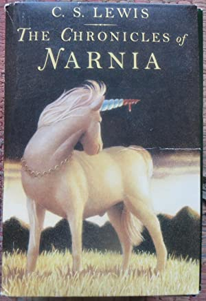 THE CHRONICLES of NARNIA 7 VOLUMES BOXED: LEWIS, C.S.
