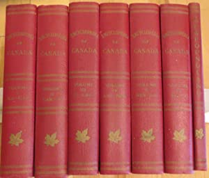 THE ENCYCLOPEDIA of CANADA. 7 Volume Set, Vols 1-6 Plus the Newfoundland Supplement.