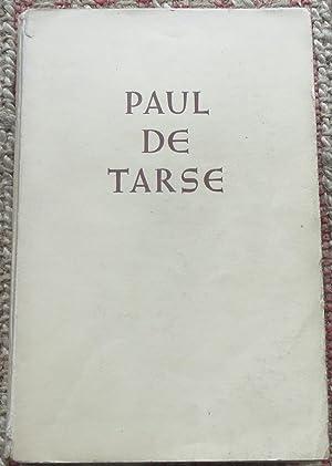 PAUL De TARSE: HOLZNER, MGR. JOSEPH