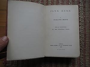 JANE EYRE: BRONTË, CHARLOTTE