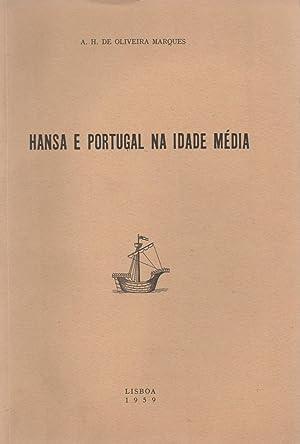 hansa e portugalm na idade media: a.h. de oliveira