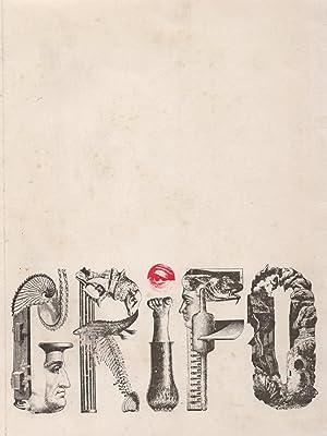 grifo.antologia de ineditos organizada e editada pelos: collectif