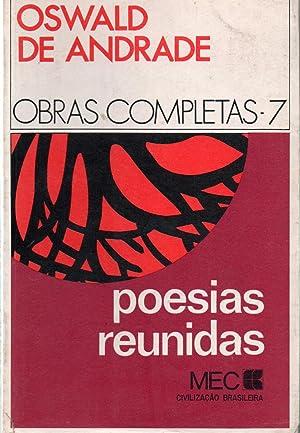 poesias reunidas: oswald de andrade