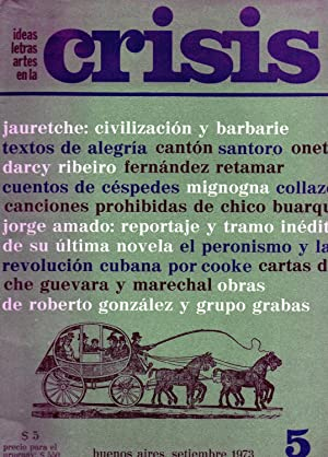 ideas ,letras,artes en la CRISIS: collectif