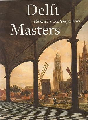 delft,vermeer's contemporaries masters,illusionism through the conquet of: michiel c.c. kersten,danielle