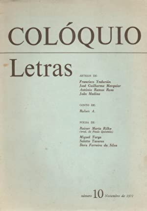 Coloquio,letras-numero 10: Collectif