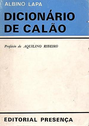 Dicionario de calao: Albino Lapa