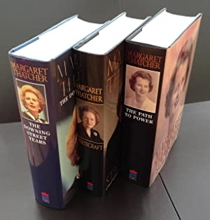 Set Of 3 Books ; The Downing Street Years : Statecraft : The Path To Power (All 3 Volumes SIGNED ...