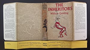 The Inheritors ( Signed By The Author and with the RARE Promotional Band ): Golding, William