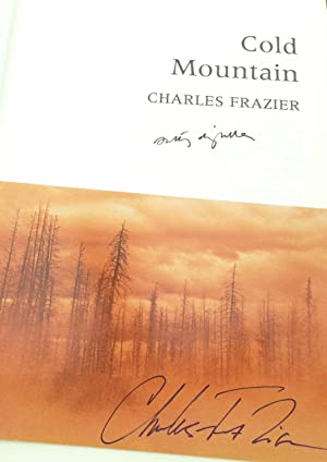 Cold Mountain ( Signed By Anthony Minghella And With The Author Signed Screenplay And Ephemera): ...