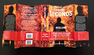 Three Seconds ( DOUBLE SIGNED And LINED By The Authors): Roslund and Hellstrom