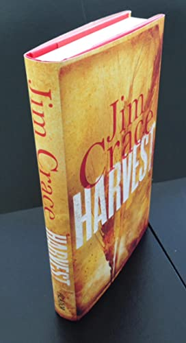 Harvest ( (Signed By The Author): Crace, Jim