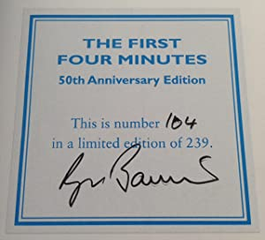 The First Four Minutes (2 Vols. SIGNED By Roger Bannister: First UK Edition And The Limited 50th ...