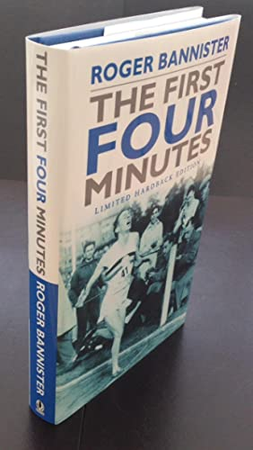 The First Four Minutes (Limited SIGNED 50th Anniversary Edition)