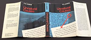 Unnatural Causes (Signed By The Author): James, P.D