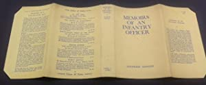 Memoirs Of An Infantry Officer (In Lovely Condition): Sassoon, Siegfried