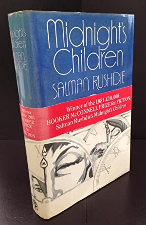 Midnight's Children (Signed By The Author) With: Rushdie, Salman