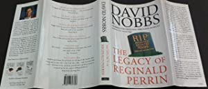 The Legacy Of Reginald Perrin (Signed By The Author In The Year Of Publication): Nobbs, David