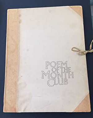 POEM OF THE MONTH CLUB (48 single: Various