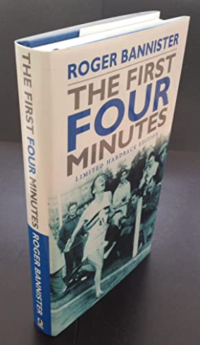 The First Four Minutes (Limited SIGNED 50th Anniversary Edition - Double Signed By The Author)