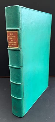 The Garden Party And Other Stories (Illustrated: Mansfield, Katherine