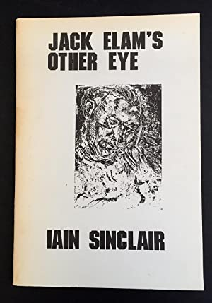 Jack Elam's Other Eye (Double Signed By: Sinclair, Iain