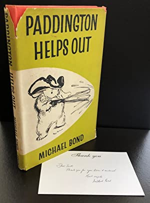 Paddington Helps Out: Bond, Michael