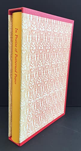 In Praise Of Patterned Paper (With The Publisher's Prospectus): Moss, Graham