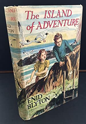 The Island Of Adventure (Signed By The: Blyton, Enid
