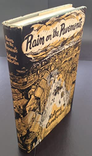 Rain On The Pavements (Inscribed And Signed: Camberton, Roland