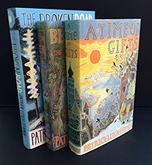 A Time Of Gifts, Between The Woods And The Water, The Broken Road (All 3 Vols. Signed By The Author)
