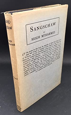 Sangschaw (Signed By The Author : With: M'Diarmid, Hugh