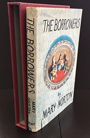 Mary Norton The Borrowers First Edition Seller Supplied Images