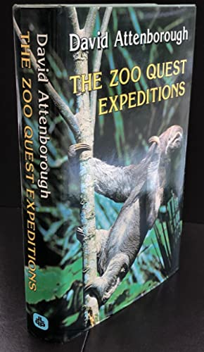 The Zoo Quest Expeditions : Signed By The Author In The Year Of Publication