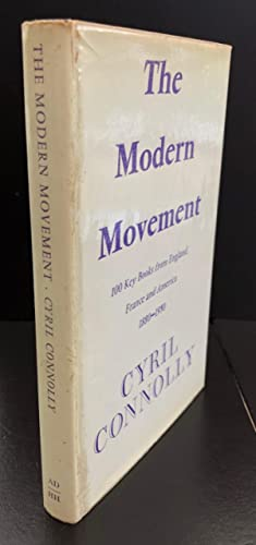 The Modern Movement. 100 Key Books from England, France and America, 1880-1950 : Double Signed By...
