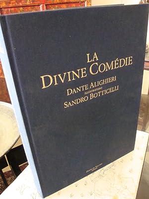 La divine comédie in-4 (25/34 cms) ,sous: Dante Aligheri