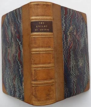 The Knight of Gwynne; A Tale of: LEVER Charles [James]