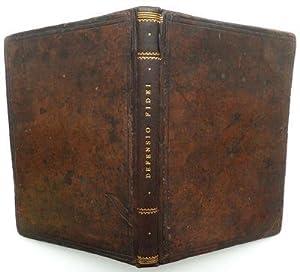 Defensio Fidei Catholicae de Satisfactione Christi adversus: GROTIO Hugone 1583-1645
