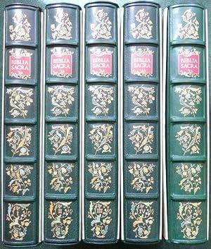 Biblia Sacra vulgatae editionis: DALI Salvador 1904-1989.