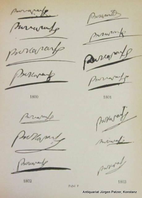 Briefe Von Napoleon : Napoleon von zvab